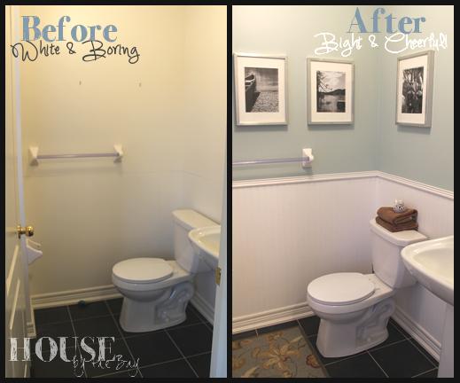 Forum rendere dignitoso un buco inguardabile for Martha stewart small bathroom ideas