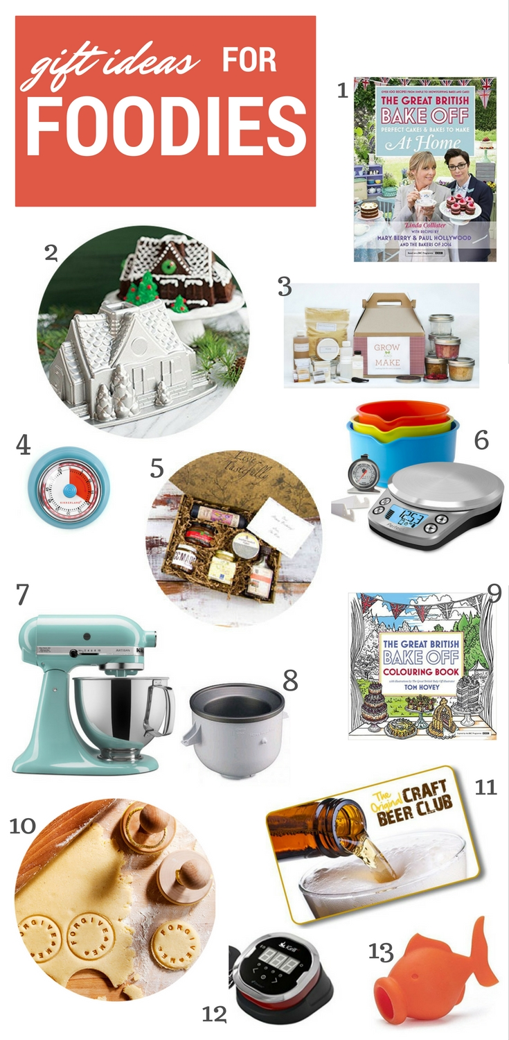 Gift Ideas For Home Cooks Bakers And Foodies House By